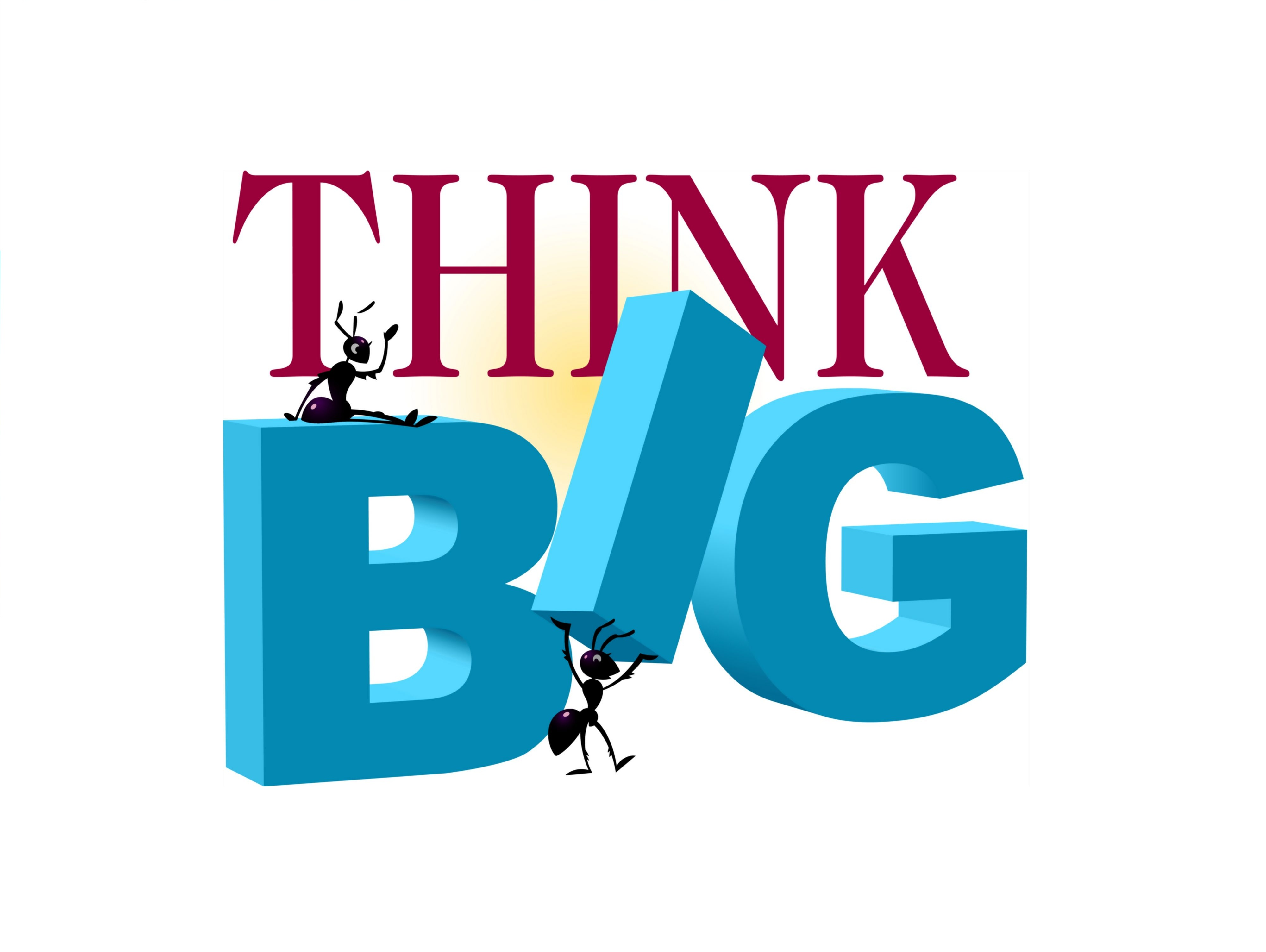 think big for real estate success