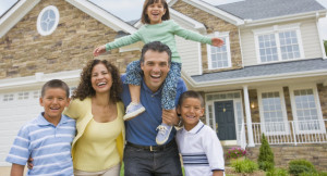 The American Dream \ buy a home