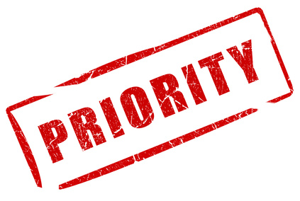 Setting Priorities: How to Keep First Things First