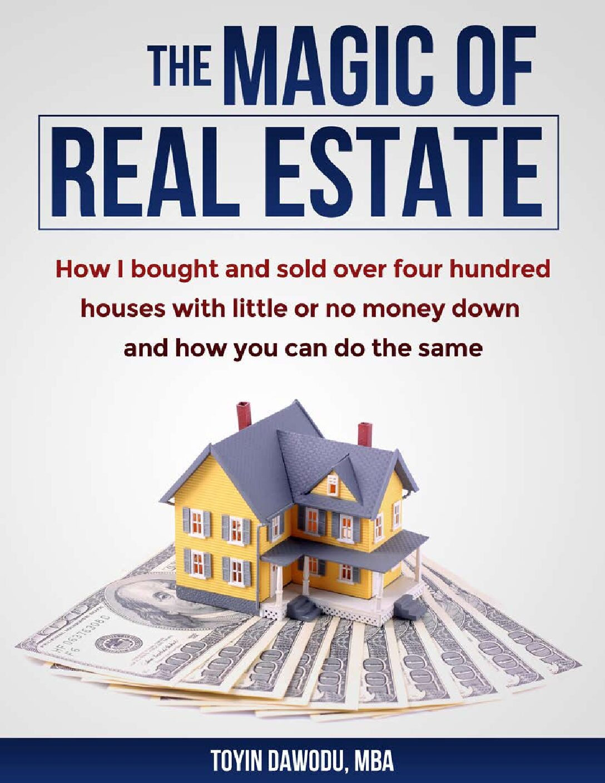 The Magic of Real Estate Ebook