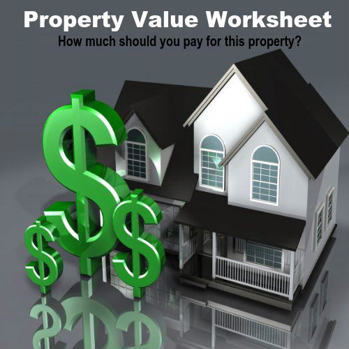 WORKSKEET: Property Value